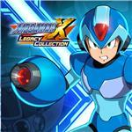 Mega Man X Legacy Collection / Rockman X Anniversary Collection - Software Incl. Activat