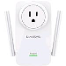 Dual Band Ac Range Extender Plug In Incl Audio Nl